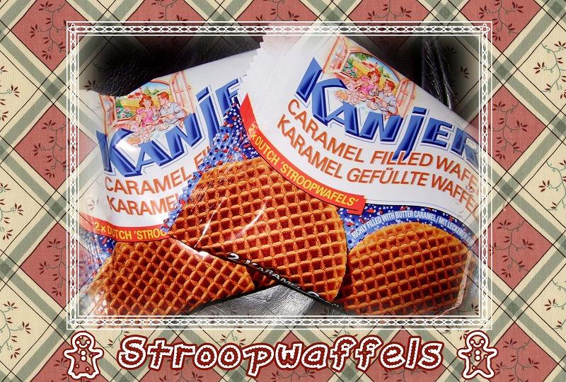 Stroopwaffels